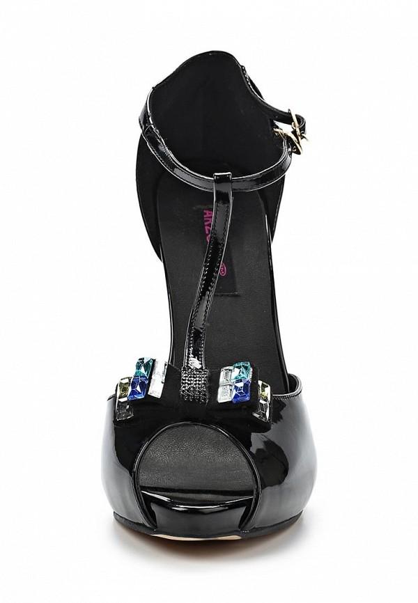 Босоножки на каблуке ARZOmania AI 285-11: изображение 4