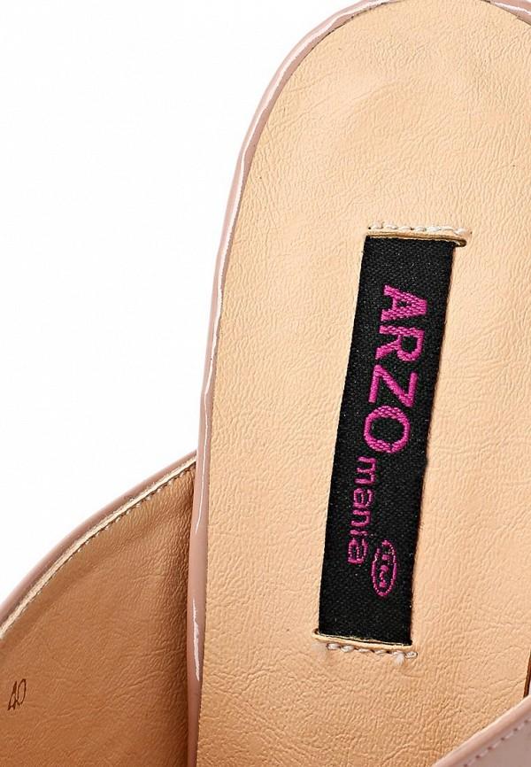 Женские сабо на каблуке ARZOmania AI 291-3: изображение 7