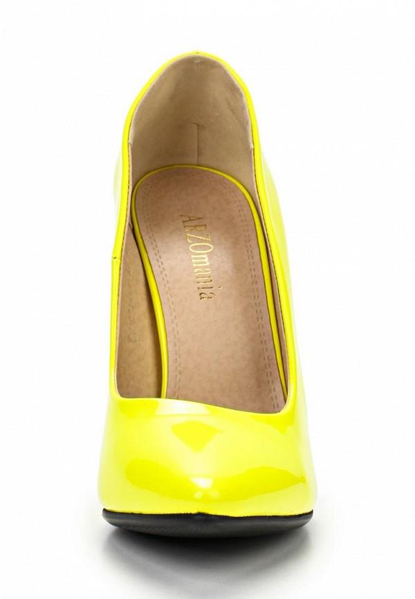 Туфли на шпильке ARZOmania CV 1074-13: изображение 4