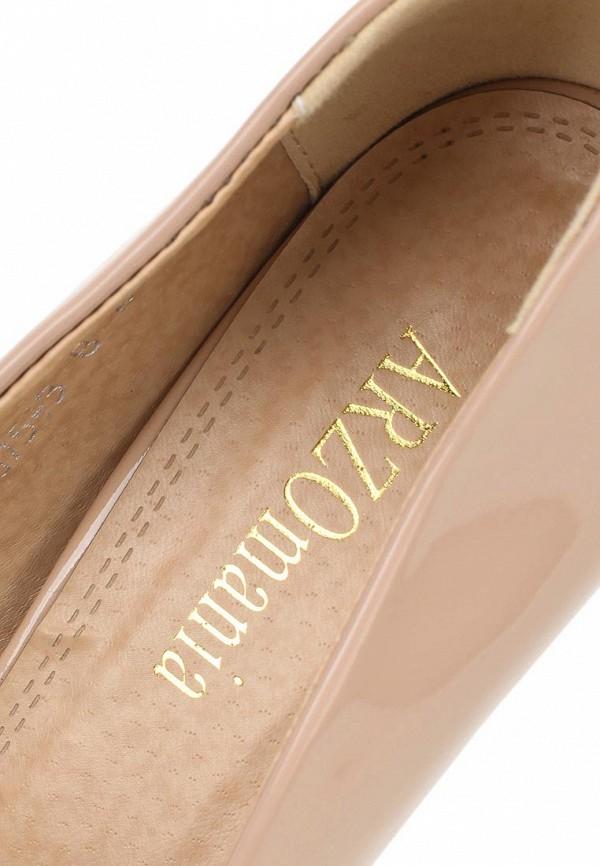 Туфли на шпильке ARZOmania CV 1075-3: изображение 7