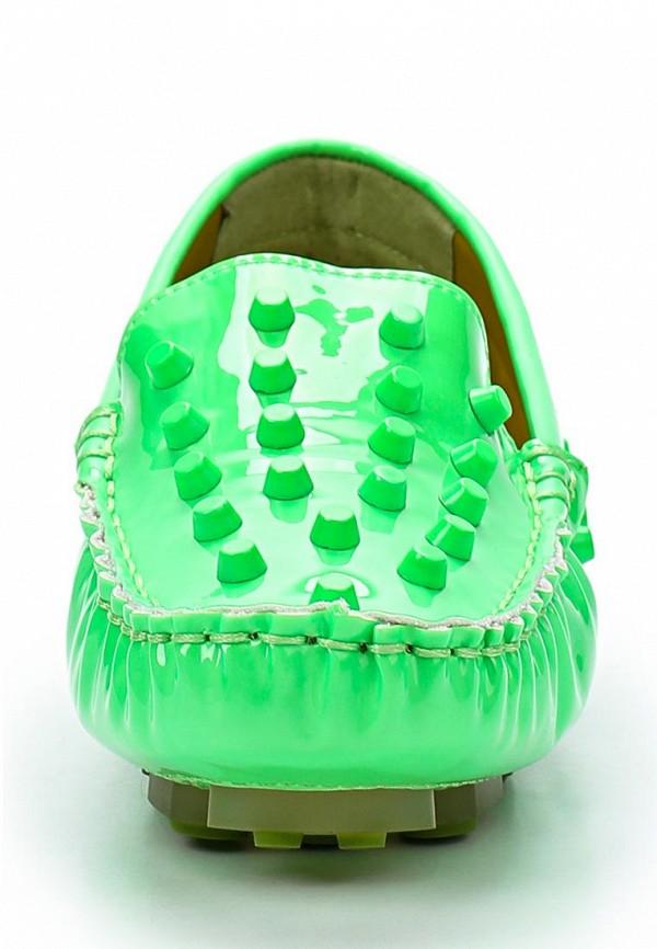 Женские мокасины ARZOmania F 218-2 green: изображение 4