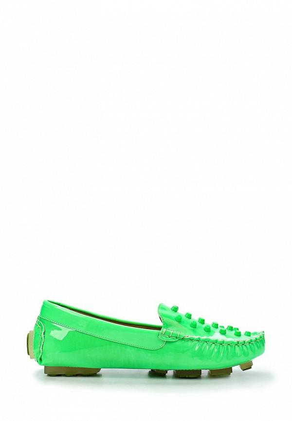 Женские мокасины ARZOmania F 218-2 green: изображение 5