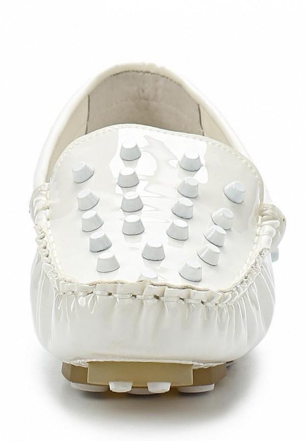 Женские мокасины ARZOmania F 218-2 white: изображение 4