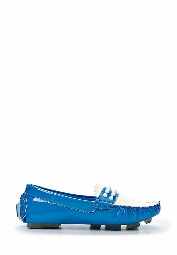 Женские мокасины ARZOmania F 218-3 blue/white: изображение 5