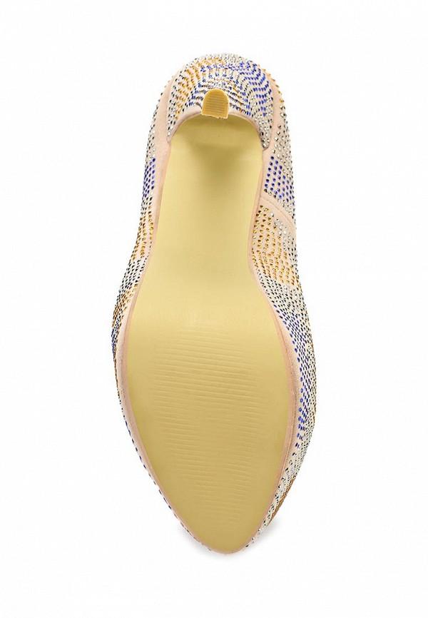 Туфли на шпильке ARZOmania 1869-8 beige: изображение 16