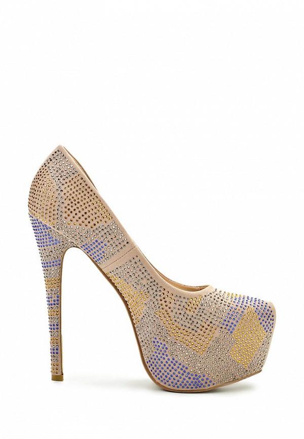 Туфли на шпильке ARZOmania 1869-8 beige: изображение 18