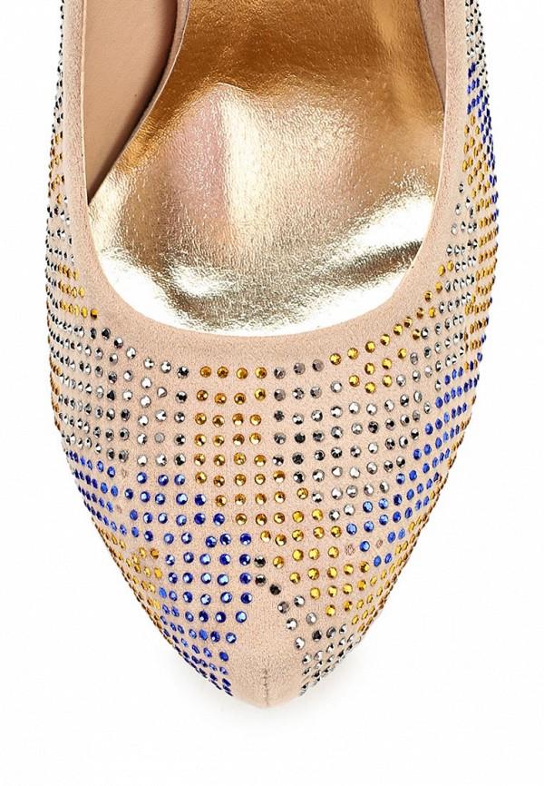 Туфли на шпильке ARZOmania 1869-8 beige: изображение 19