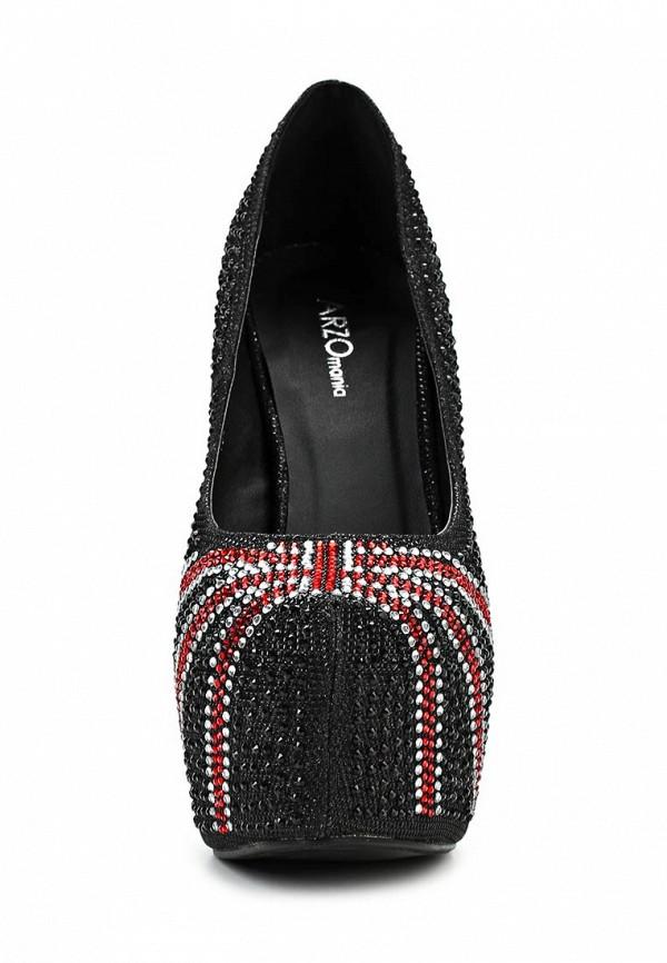 Туфли на каблуке ARZOmania 188-K5 black: изображение 4