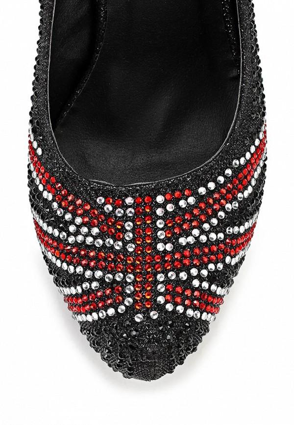 Туфли на каблуке ARZOmania 188-K5 black: изображение 6