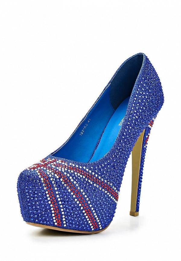 Туфли на каблуке ARZOmania 188-K5 blue: изображение 14