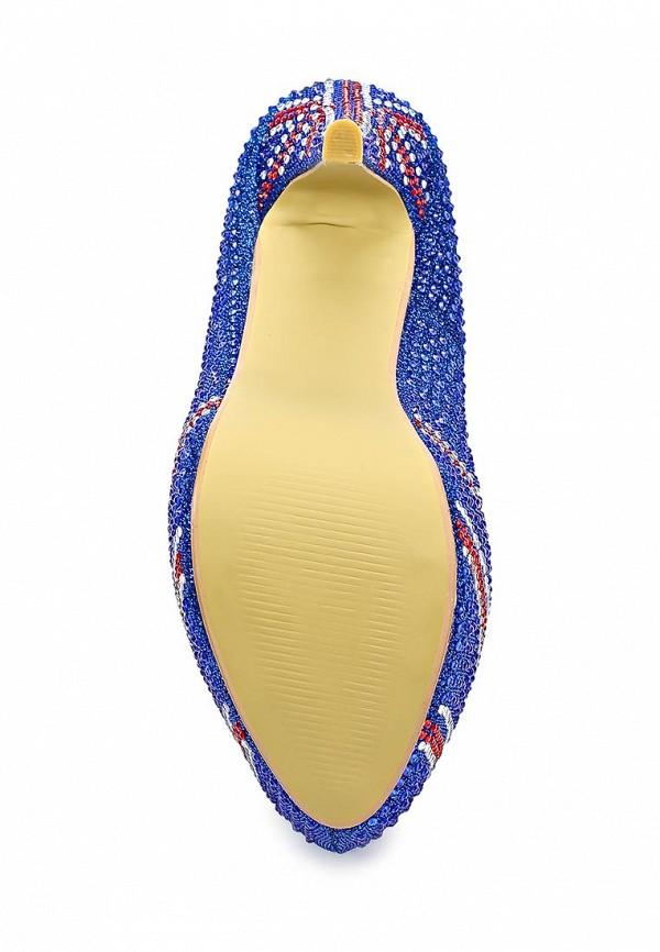 Туфли на каблуке ARZOmania 188-K5 blue: изображение 16