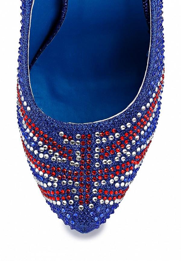 Туфли на каблуке ARZOmania 188-K5 blue: изображение 19