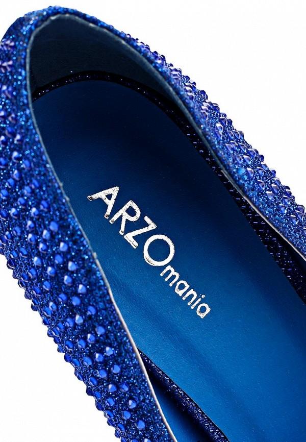 Туфли на каблуке ARZOmania 188-K5 blue: изображение 20