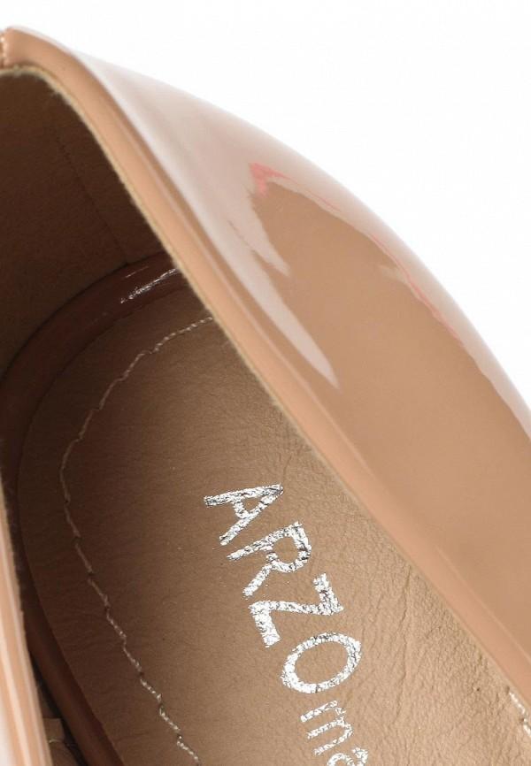 Туфли на плоской подошве ARZOmania L 6-3: изображение 12