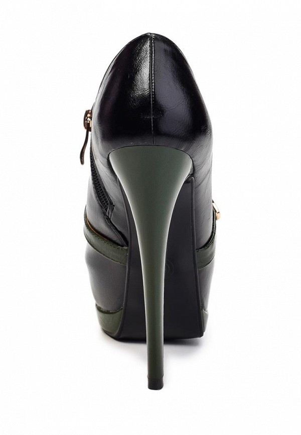 Ботильоны на каблуке ARZOmania AI 29: изображение 2