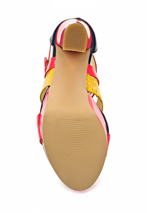 Босоножки на каблуке ARZOmania CV 231-16: изображение 5