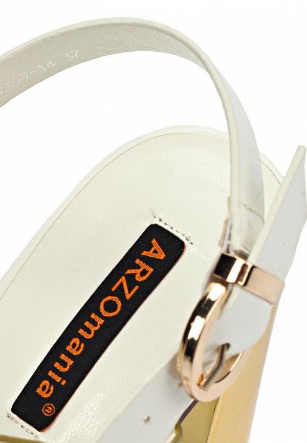 Босоножки на каблуке ARZOmania CV 399-14: изображение 13