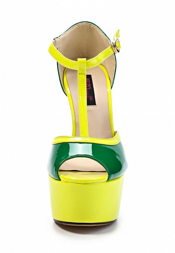 Босоножки на каблуке ARZOmania AS 483-7: изображение 7