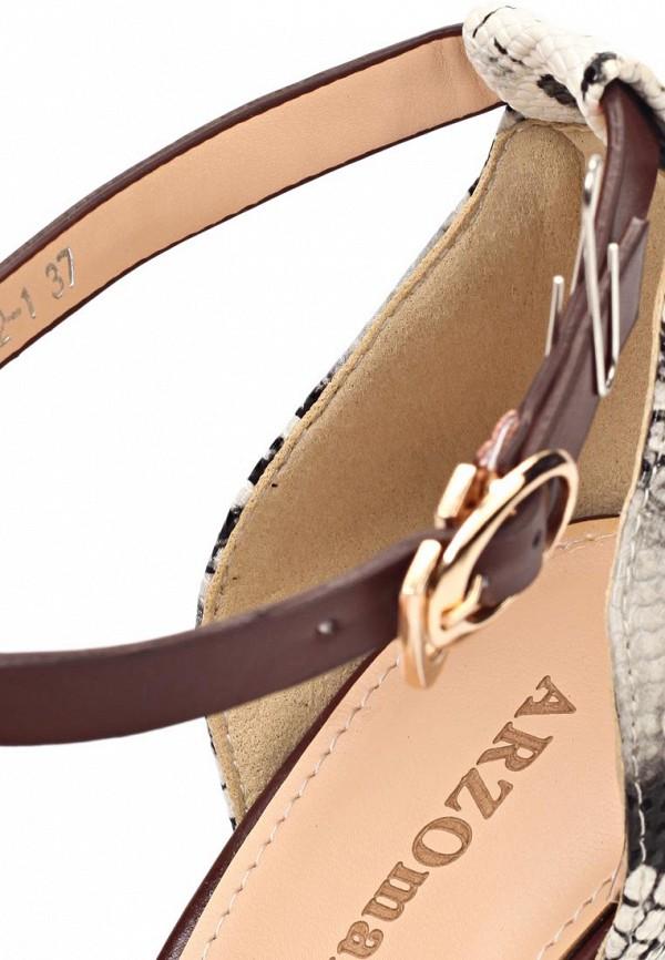 Босоножки на каблуке ARZOmania T 162-1: изображение 7