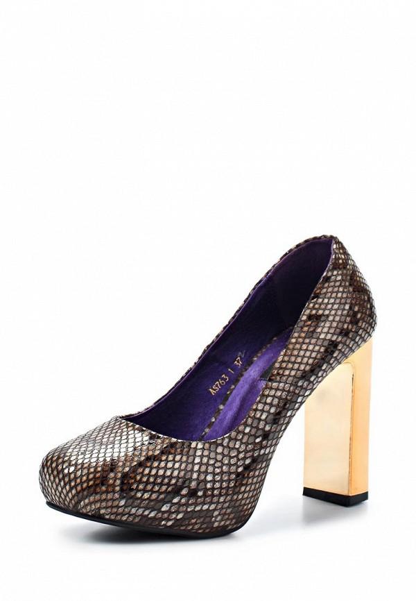 Туфли на каблуке ARZOmania AS 763-1: изображение 1