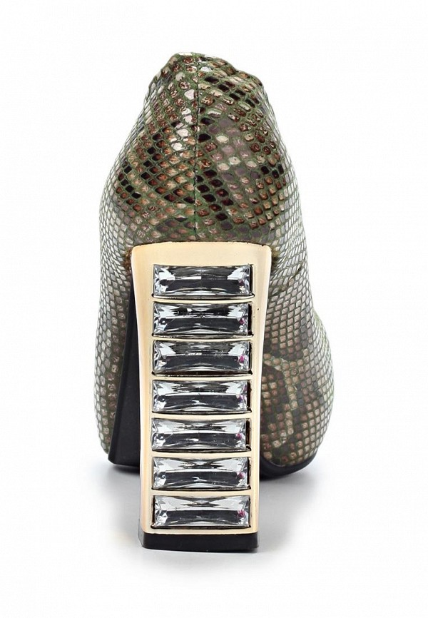 Туфли на каблуке ARZOmania AS 763-16: изображение 3