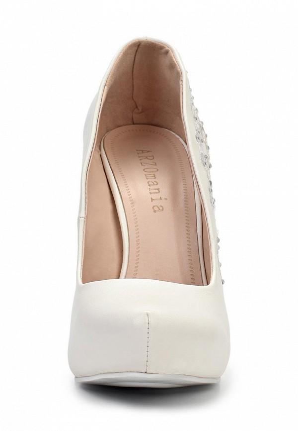 Туфли на каблуке ARZOmania CV 314-2: изображение 4
