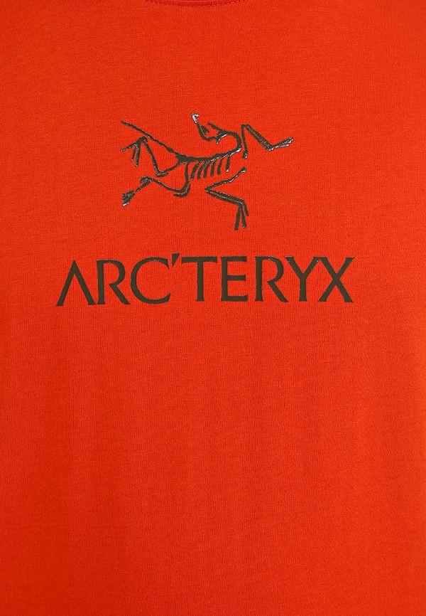 Футболка с надписями Arcteryx L06173600: изображение 5