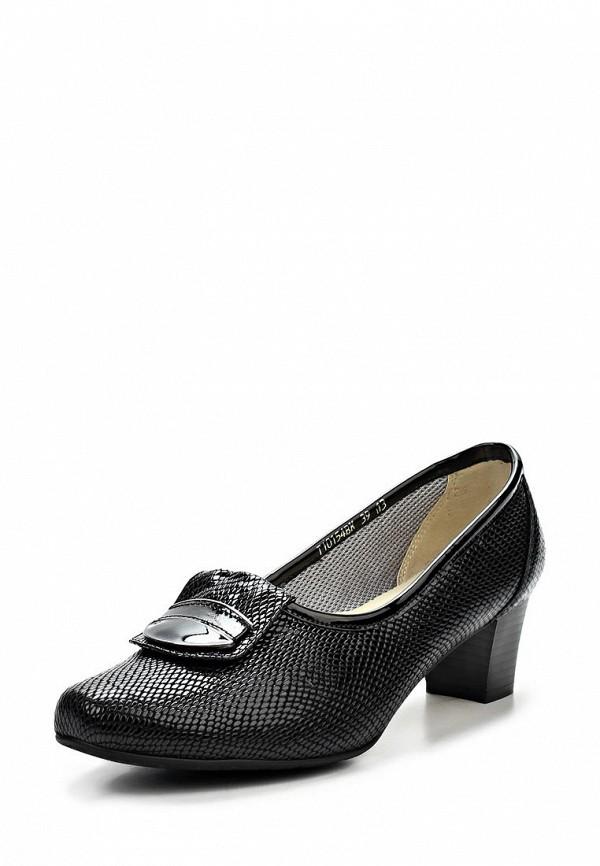 Туфли на каблуке Ascalini T10154BK: изображение 2