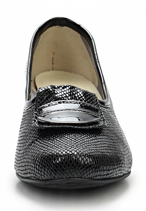Туфли на каблуке Ascalini T10154BK: изображение 6