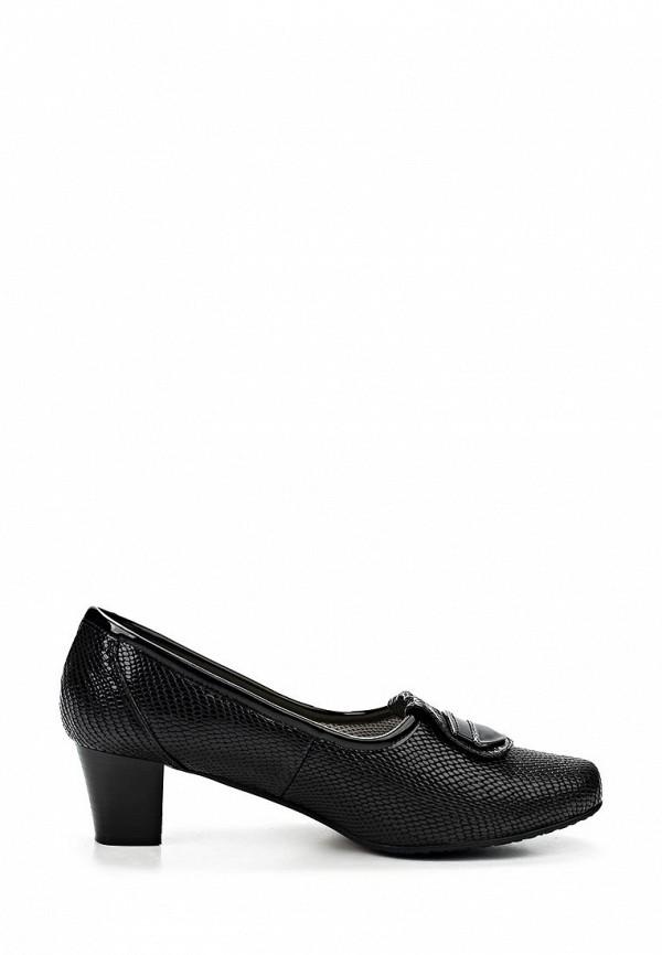 Туфли на каблуке Ascalini T10154BK: изображение 8