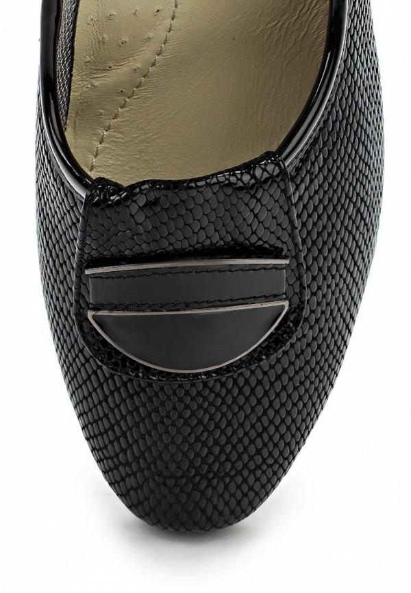 Туфли на каблуке Ascalini T10154BK: изображение 10