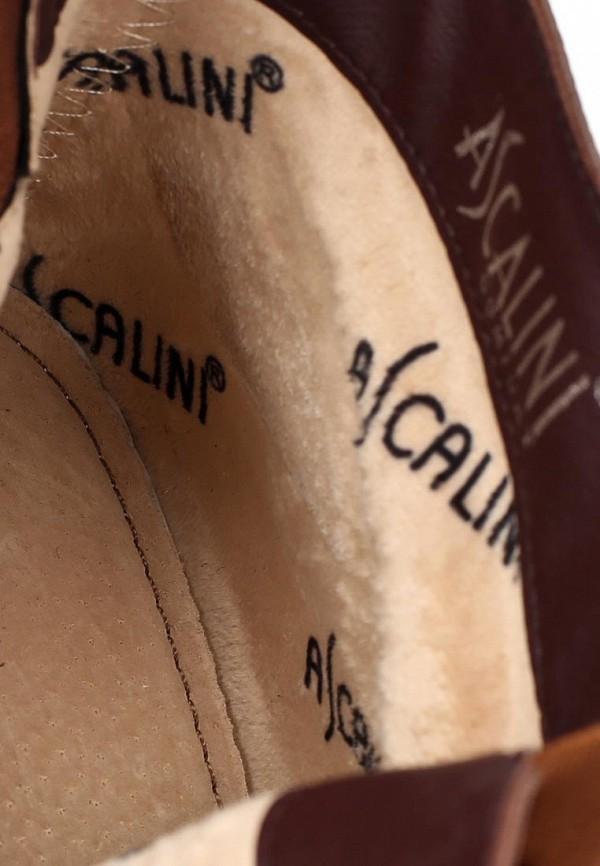 Ботильоны на каблуке Ascalini D14066: изображение 13