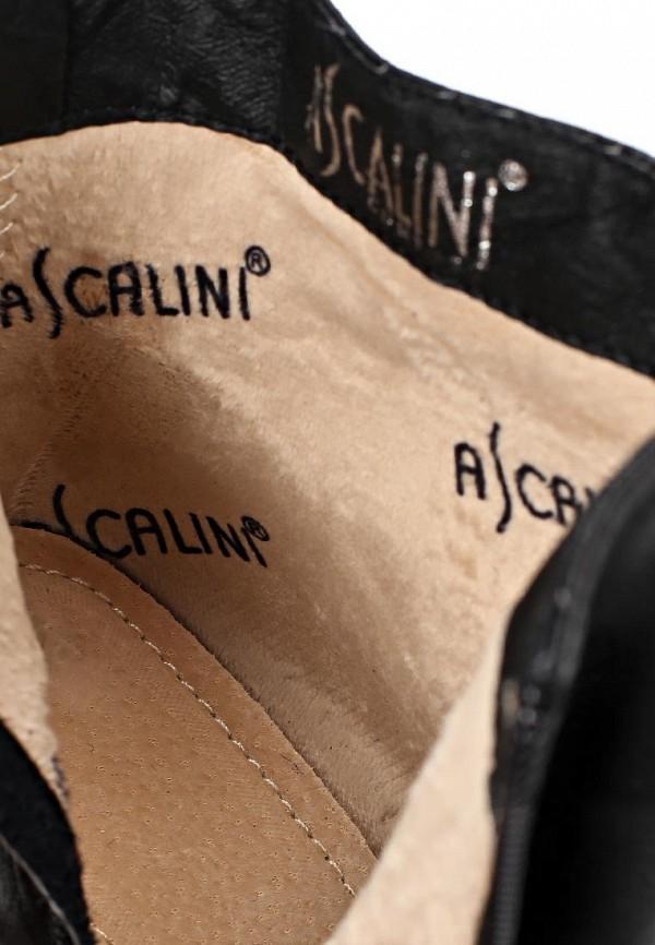 Ботильоны на каблуке Ascalini D14799: изображение 12
