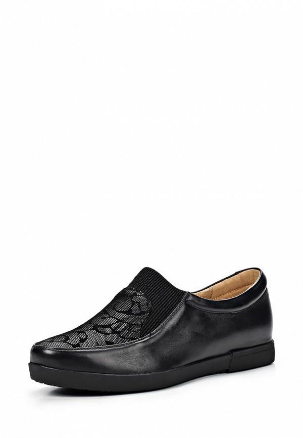 Туфли на плоской подошве Ascalini T14986: изображение 2