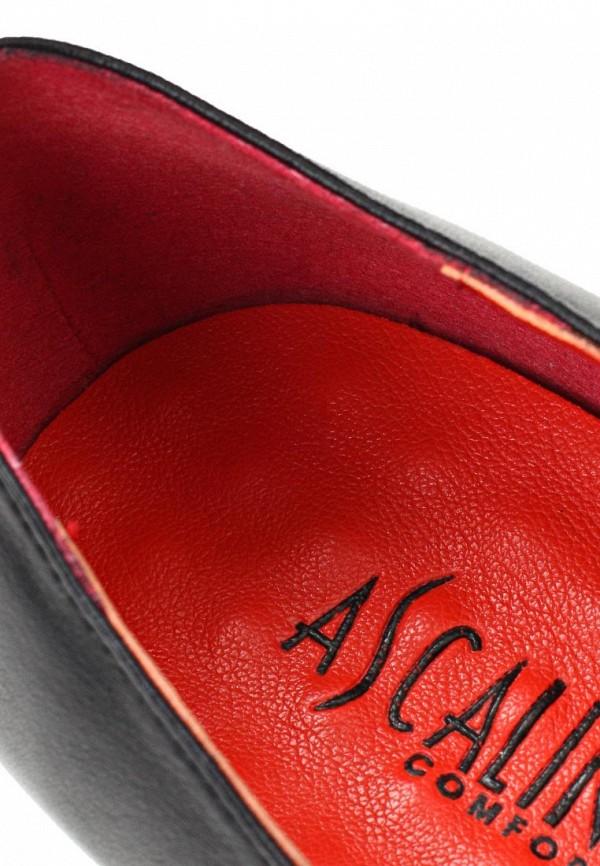 Туфли на танкетке Ascalini T14995: изображение 13