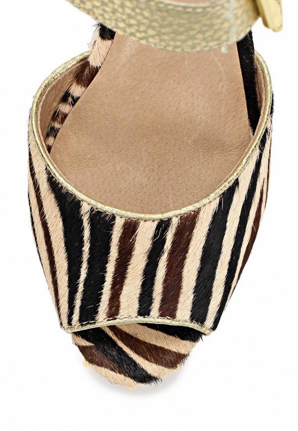 Босоножки на каблуке Ash (Аш) BEAUTY BIS: изображение 13