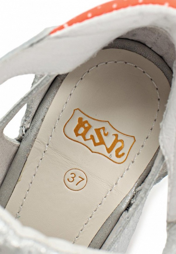 Босоножки на платформе Ash (Аш) ESQUIRE: изображение 15