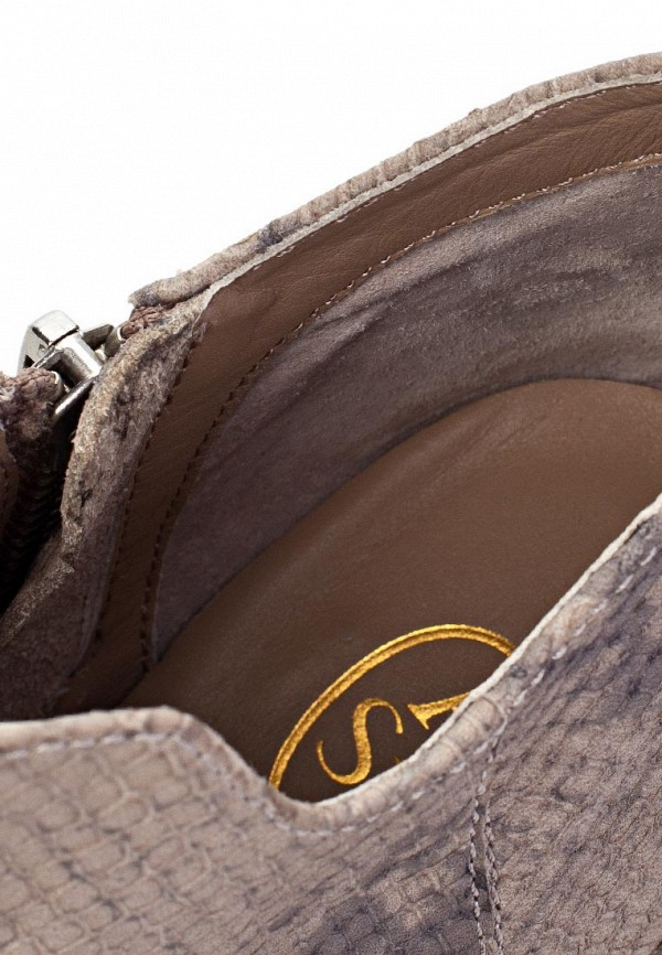 Ботильоны на каблуке Ash (Аш) LULA: изображение 8