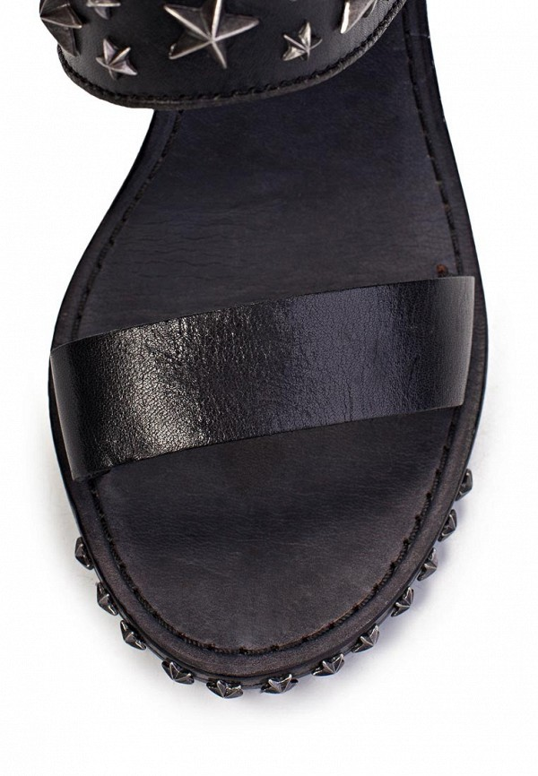 Босоножки на каблуке Ash (Аш) PARTY: изображение 13