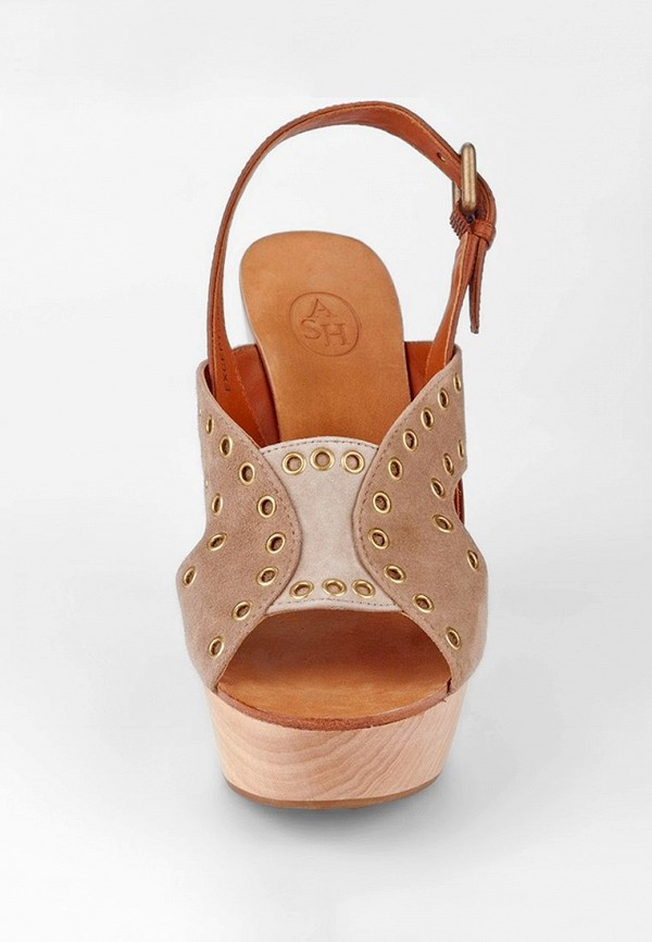 Босоножки на каблуке Ash (Аш) EXCEPTION-2: изображение 4