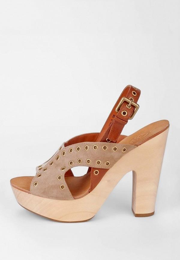 Босоножки на каблуке Ash (Аш) EXCEPTION-2: изображение 5