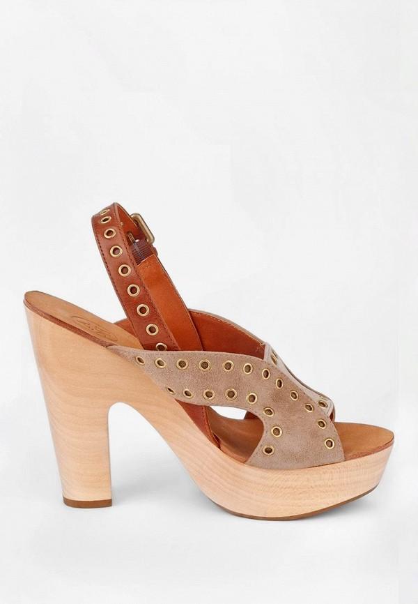 Босоножки на каблуке Ash (Аш) EXCEPTION-2: изображение 6