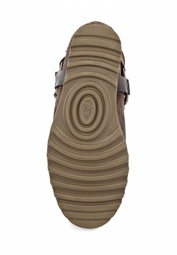 Туфли на танкетке Ash (Аш) YELLO(FW14-M-105379-: изображение 10