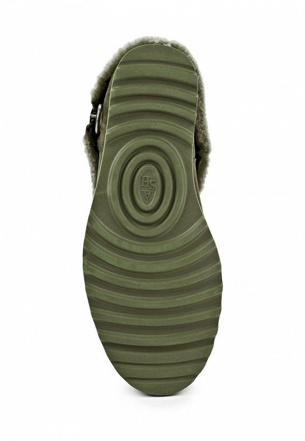 Туфли на танкетке Ash (Аш) YORKI(FW14-M-105445-: изображение 5