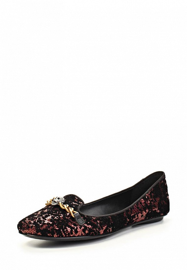 Туфли на плоской подошве Ash (Аш) ILKA BIS: изображение 1