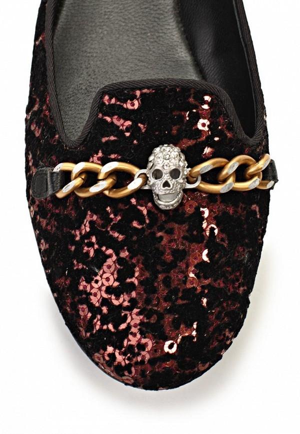 Туфли на плоской подошве Ash (Аш) ILKA BIS: изображение 7