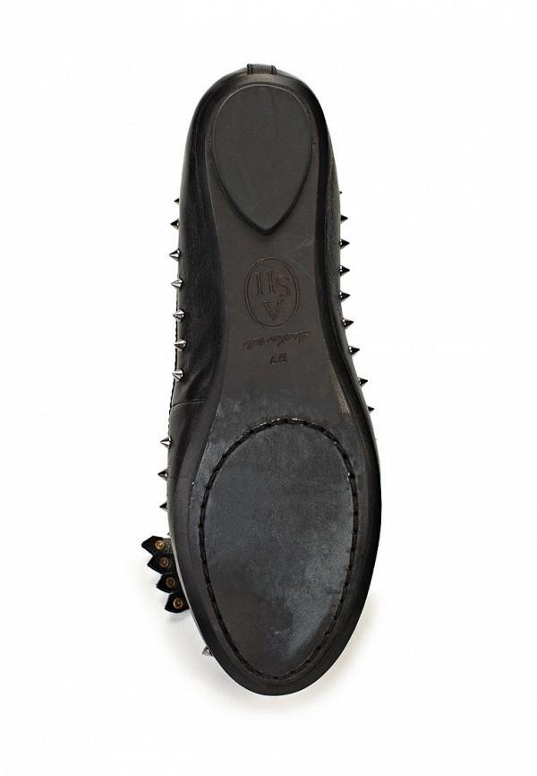 Туфли на плоской подошве Ash (Аш) IMAN: изображение 3