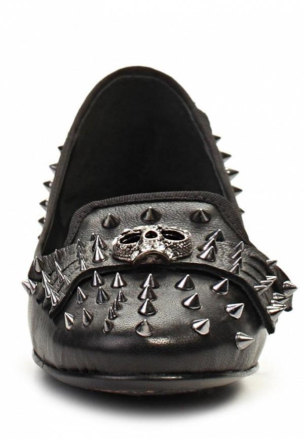 Туфли на плоской подошве Ash (Аш) IMAN: изображение 5