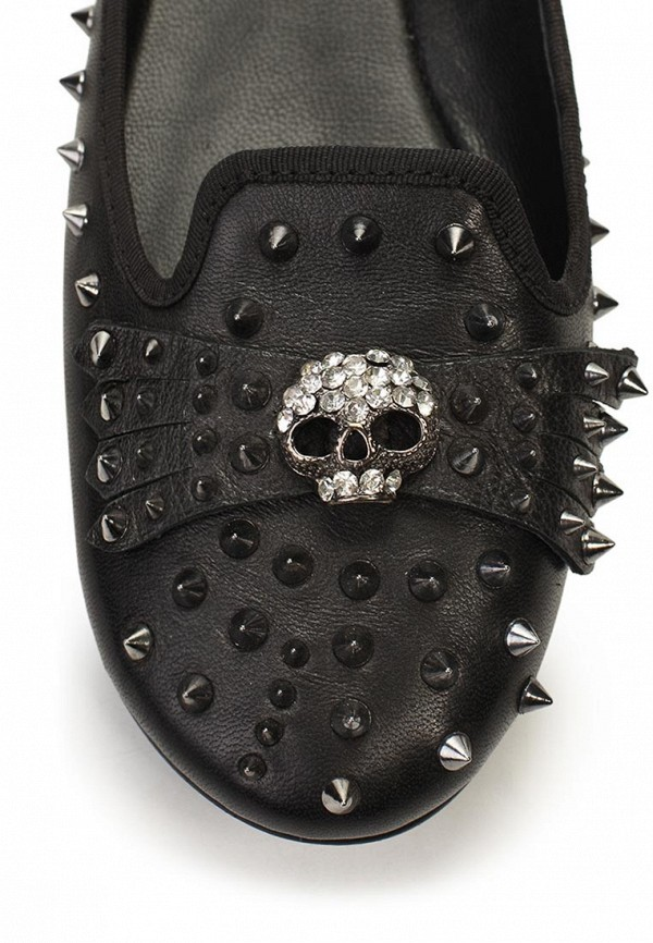 Туфли на плоской подошве Ash (Аш) IMAN: изображение 7