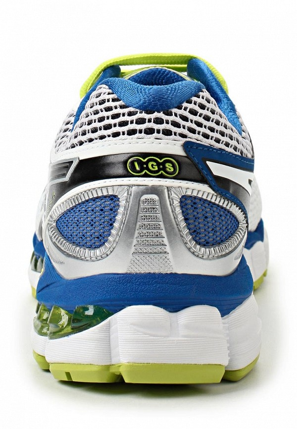 Мужские кроссовки Asics (Асикс) T3B0N: изображение 3